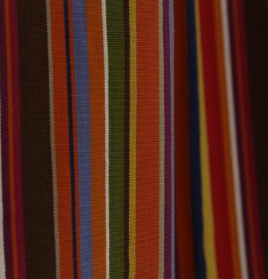 Stripes Cotton Custom Cushion Cover Multi-color
