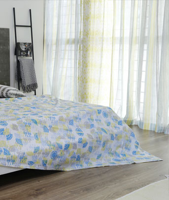 Buy Sheer Curtains online from Thoppia